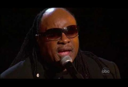 "Playing ""All About the Love"" with Stevie Wonder"