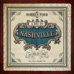 A Day In Nashville Cover