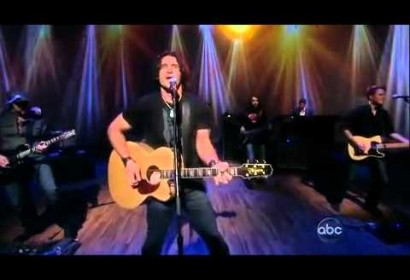 "Playing ""Gimme That Girl"" on The View with Joe Nichols"